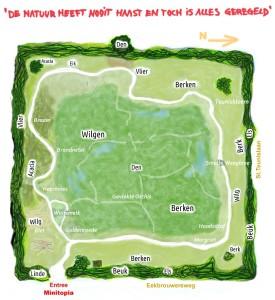 p 14 tekst 1 plattegrond Leidi Haaijer